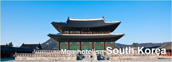 Mga Hotel sa South Korea