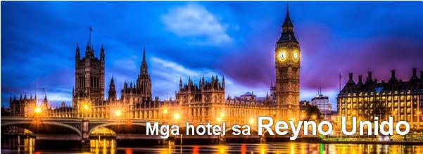 Hotels in United Kingdom