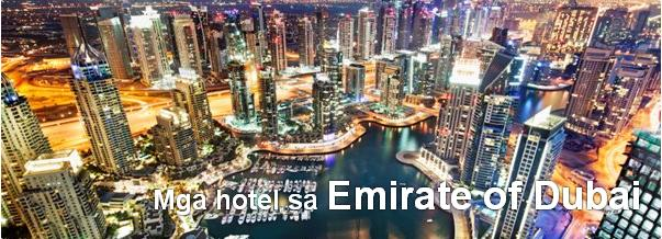 Hotels in United Arab Emirates